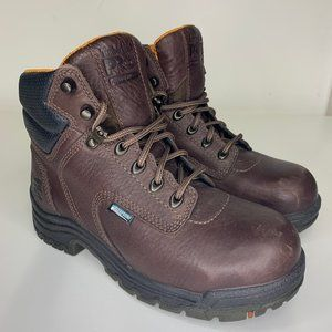 Timberland Pro Safety Toe Work Boots  Women's 6